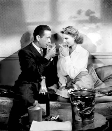 Casablanca réalisé par Michael Curtiz