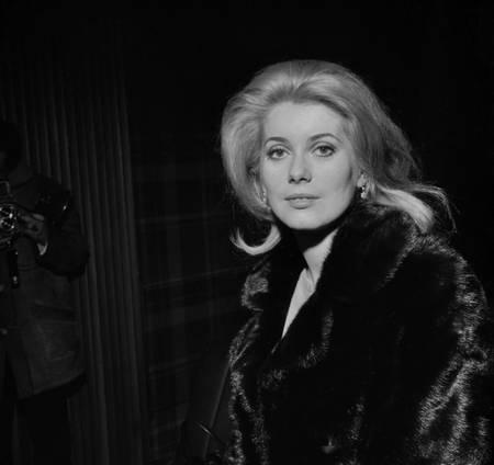 Catherine Deneuve en 1966