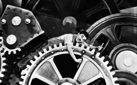 Charlie Chaplin in der Neuzeit