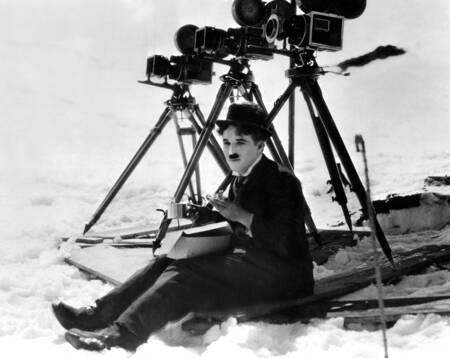 Charlie Chaplin en 1924