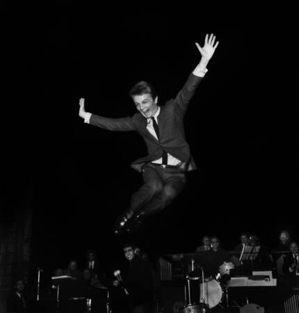Claude Francois at the Olympia in 1964