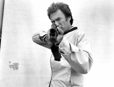 Clint Eastwood nel 1976