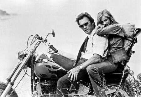 Clint Eastwood und Sondra Locke