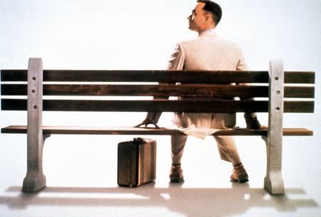 Forrest Gump avec Tom Hanks