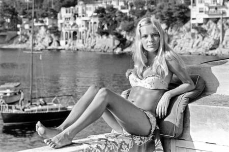 Frankrijk Gall in 1966