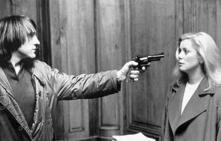 Gerard Depardieu et Catherine Deneuve dans le choix des armes