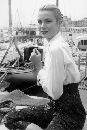 Grace Kelly at the Cannes Film Festival