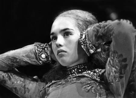 Isabelle Adjani - Comédie Française en 1974