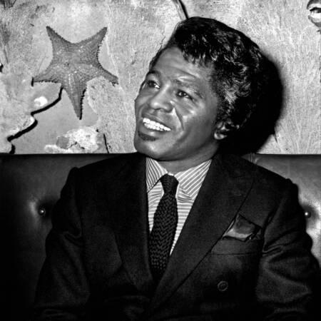 James Brown singer in 1967