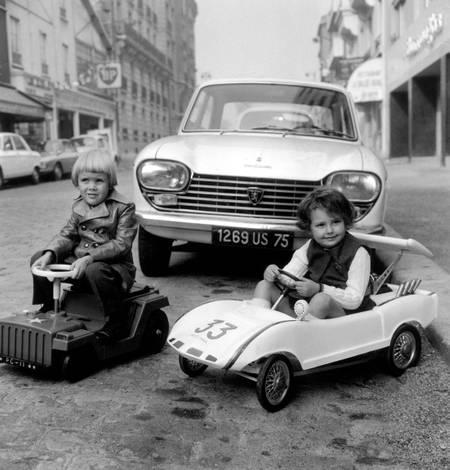 Jeux d'auto en 1969
