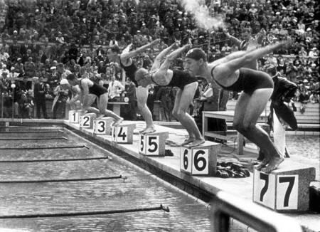 Olympische Spiele 1936 in Berlin