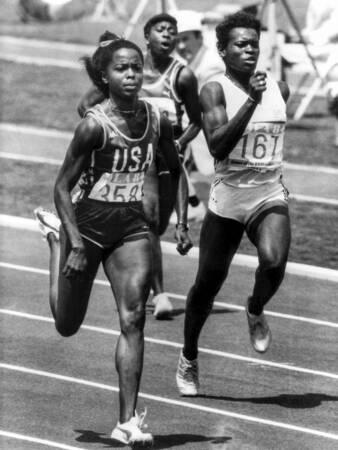 Jeux Olympiques Los Angeles 1984