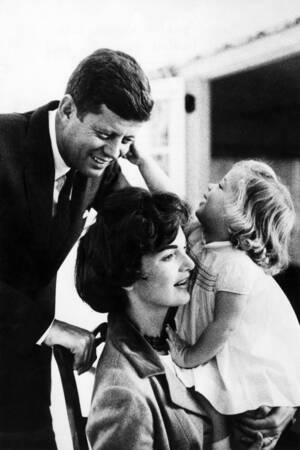 John Fitzgerald Kennedy et Jackie Kennedy