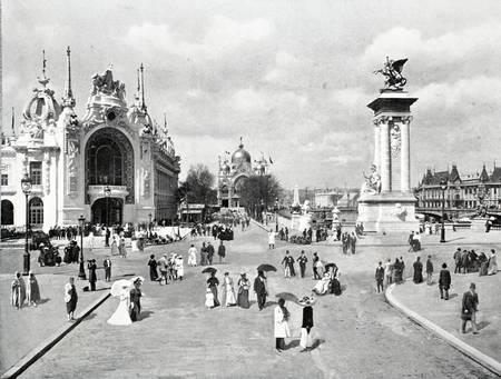 L'Esplanade des Invalides