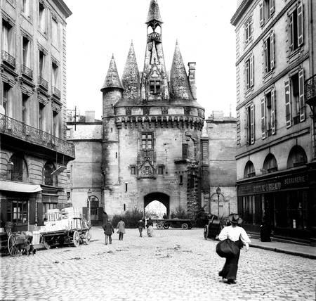 La Porte Cailhau - Bordeaux