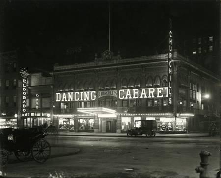 Le Cabaret Churchill's
