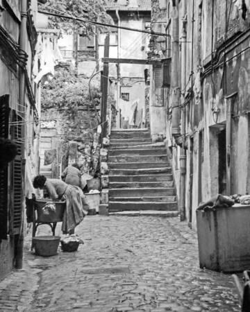 Le quartier de Ménilmontant à Paris