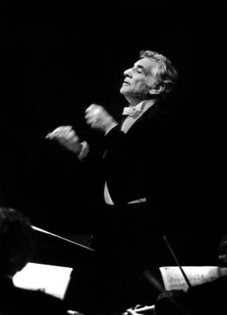 Leonard Bernstein Paris 1976