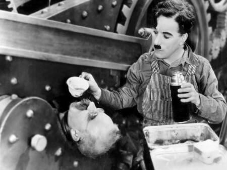 The Modern Times of Charles Chaplin