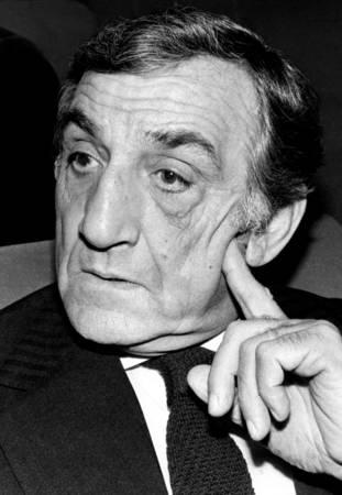 Lino Ventura en 1982