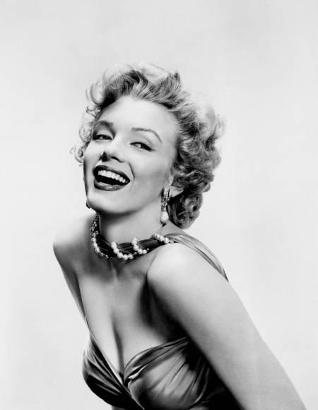 Marilyn Monroe dans LA California 2