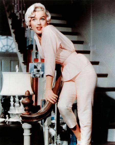 Marilyn Monroe en 1955