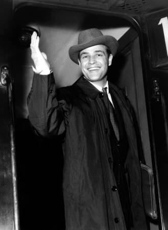 Marlon Brando in 1954