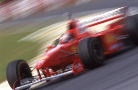 Michael schumacher - Ferrari F310B