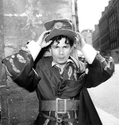 Michel Galabru en 1950
