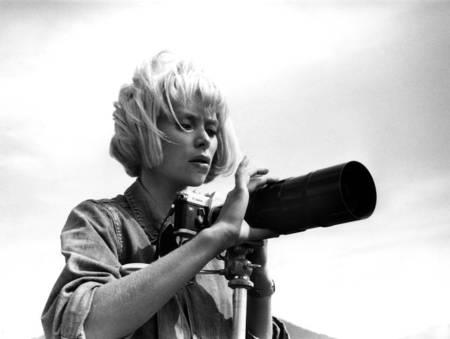 Mireille Darc en 1967