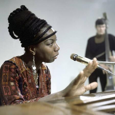 Nina Simone im Jahr 1967