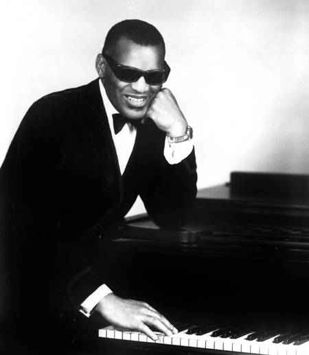 Portrait of Ray Charles in 1967