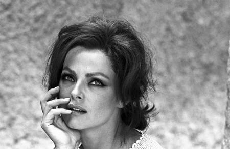 Portrait de Virna Lisi 1969