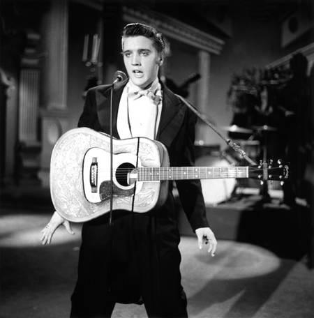 Premières apparitions d'Elvis à la télé