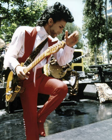 Prince in the 1980s