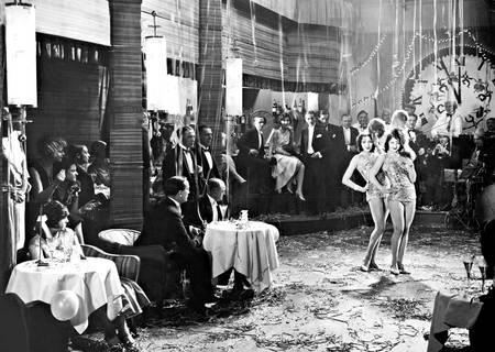 Réveillon 1928 de Berlin