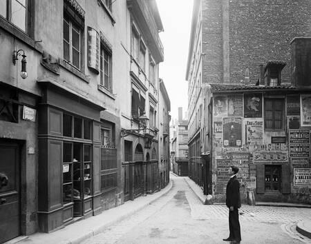 Rue des Antonins - Lione
