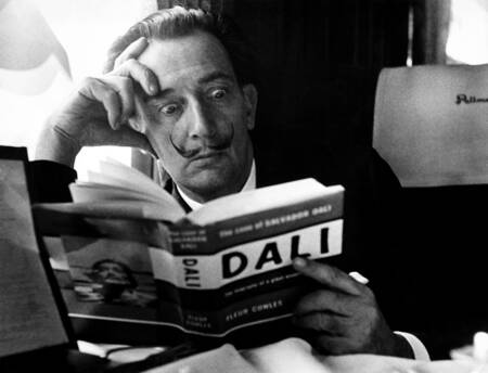 Salvador Dali in 1959