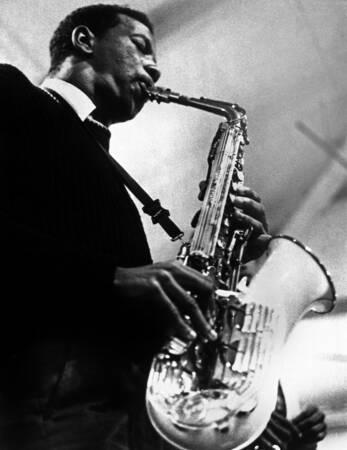 Il sassofonista Ornette Coleman