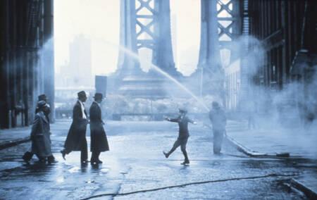 Scena del film C'era una volta in America
