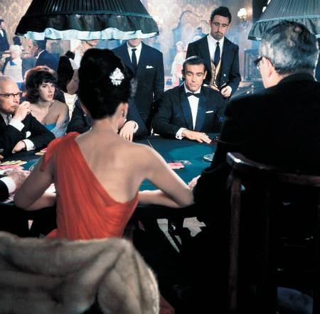 Sean Connery dans James Bond contre Dr No