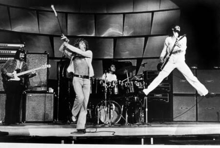 The Who sur scène en 1969