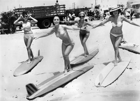 Filming of Girl Happy in 1965