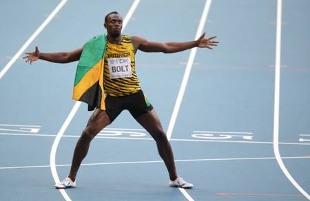 Usain Bolt - Celebration