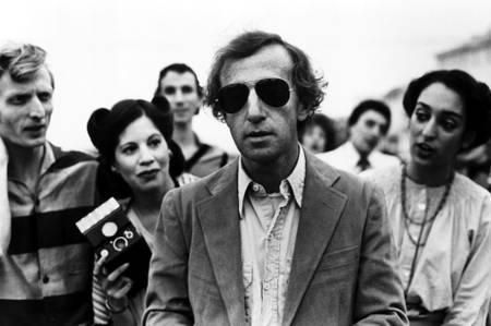 Woody Allen en 1980