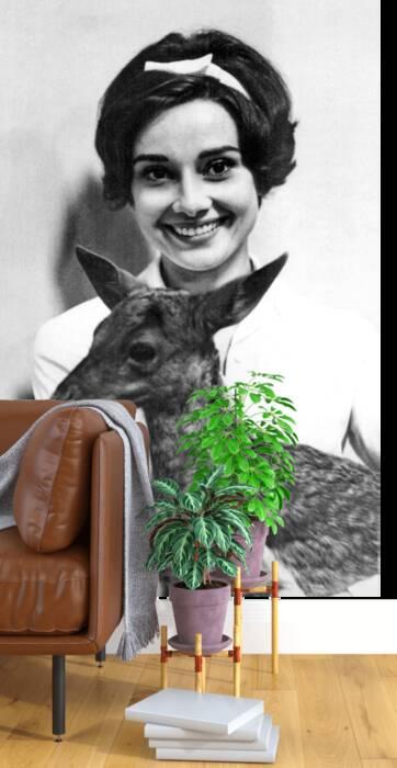 MANSIONES VERDES Audrey Hepburn 1959