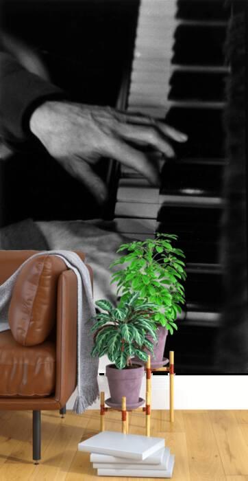 Las manos del pianista Jean Wiener 1979