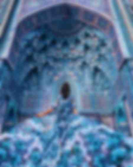 Blue Wanderlust