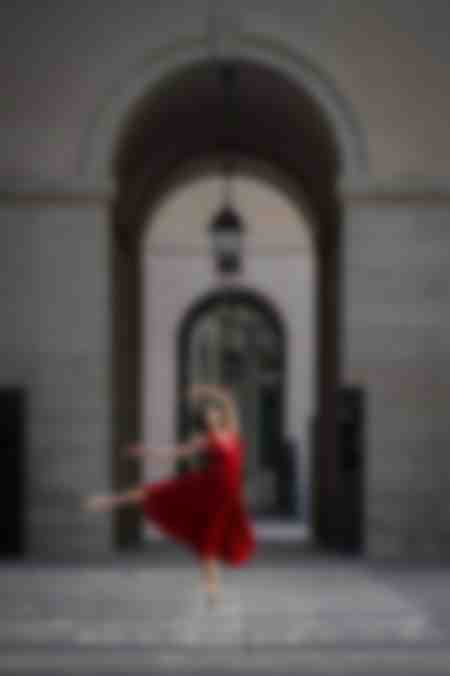 Adeline for Dance in Lyon