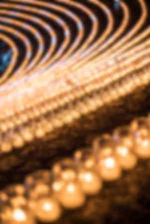 Picture Lyon 8 December Amphitheater